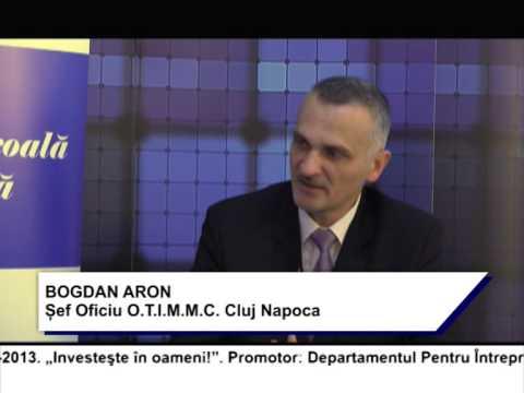 (VIDEO) Locuri de muncă pentru TINEri în București Ilfov și regiunea Nord Vest – BOGDAN ARON (E7)