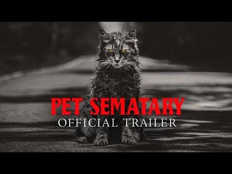 Pet Sematary Movie Trailer