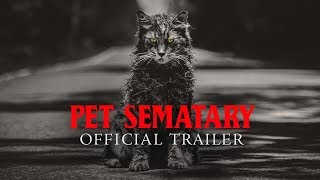 VIDEO: PET SEMATARY – Off. Trailer #2
