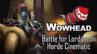 Battle for Lordaeron - Horde Cinematic