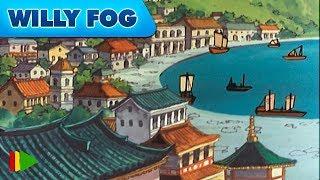 Вокруг света за 80 дней с Вилли Фогом - 14 - На пути в Йокогаму | Мультфильмы |