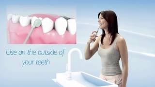 Kā pareizi tīrīt starp zobiem?