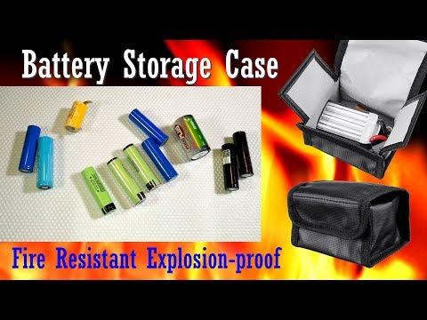 URUAV Explosion-proof Battery Storage Case