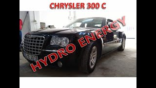 Chrysler 300 C hidrojen yakıt tasarruf sistem montajı