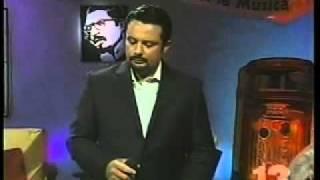 Jose Leslie Escobar en el Show de Pijuan - Con la Musica por Dentro , TV Canal 13 , Puerto Rico - II