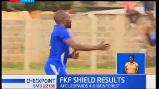 Friendzone FC beat Zetech 2-1 to make it to the knockout stage of the FKF Shield