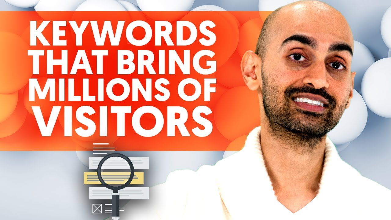 How to Get 4 Million Visits Per Month With One Simple Keyword Hack