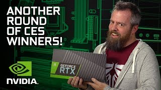 The Second Set of 2080 Ti Winners...and More!