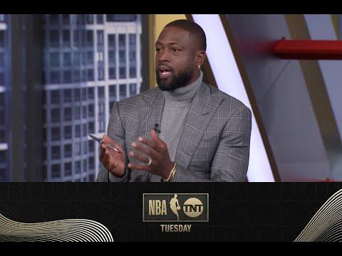 D-Wade, Shaq & Candace Parker Discuss the Boston Celtics' Season Struggles | NBA on TNT Tuesday