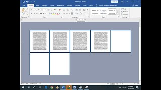 How to Delete Undeletable Last Blank Pages of MS Word