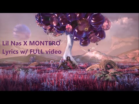 Lil Nas X, MONTERO (Call Me By Your Name) Lyric Music Video