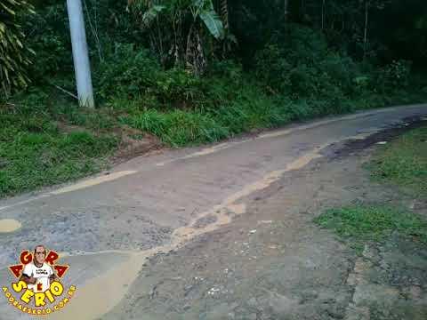 Estrada dos Camirangas só o pó da Rabiola