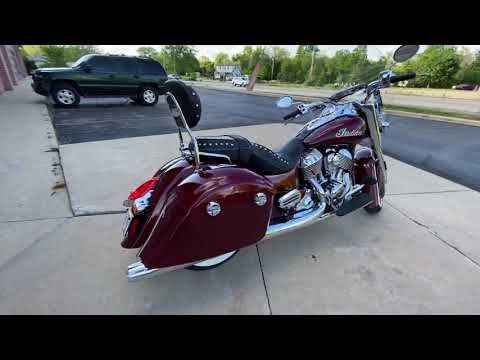 2018 Indian Chief® Classic ABS in Muskego, Wisconsin - Video 1
