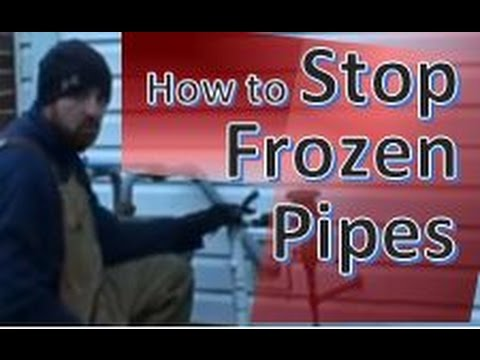 Winterize Sprinkler Back Flow: How to Prevent Ice/Winter Damage to Pipes