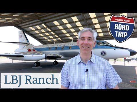 Discover Austin: The Lyndon B Johnson Ranch - Episode 33
