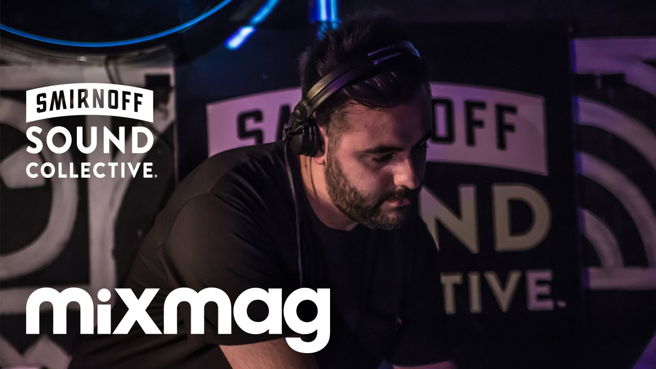 Marco Faraone - Live @ Mixmag Lab NYC 2016