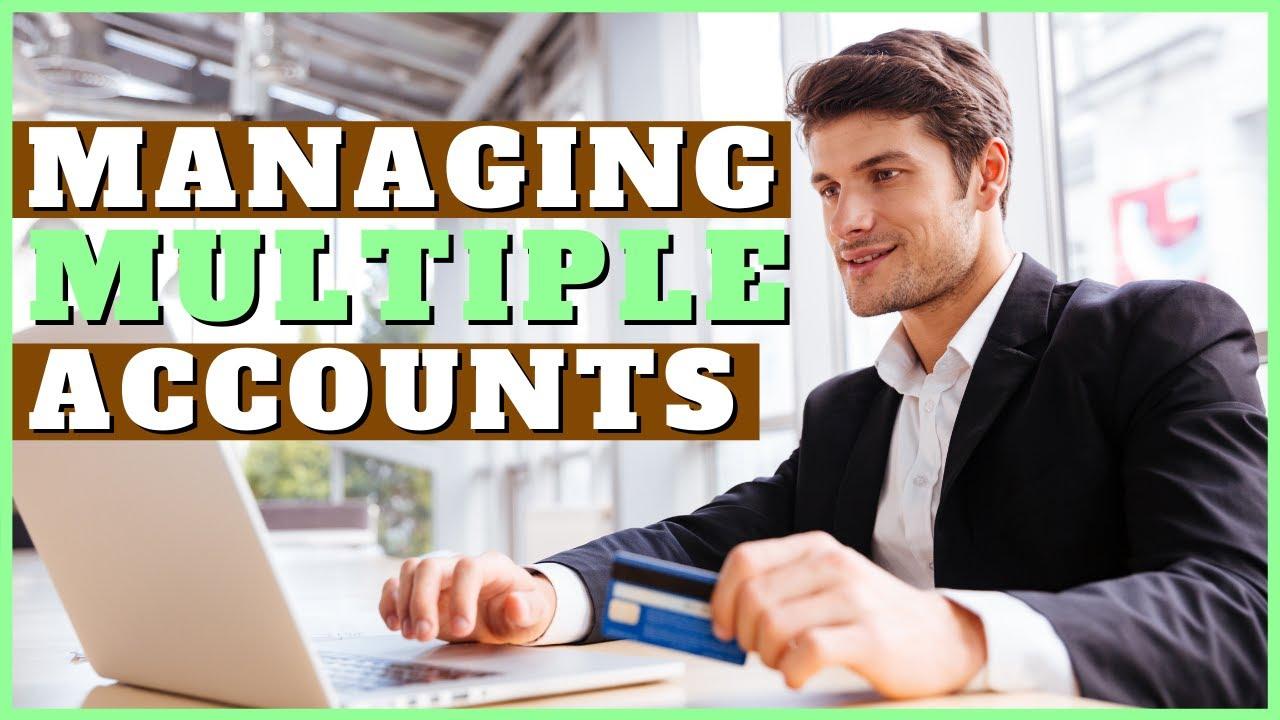 Handling Several Credit Cards and Monitoring Accounts thumbnail