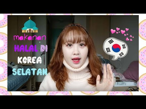 Video Makanan halal di Korea Selatan (Finding halal foods in South Korea : eng subbed)