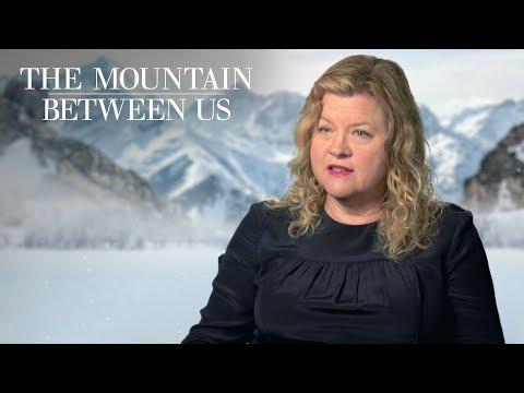 Video trailer för The Mountain Between Us | Cinematographer Mandy Walker | 20th Century FOX