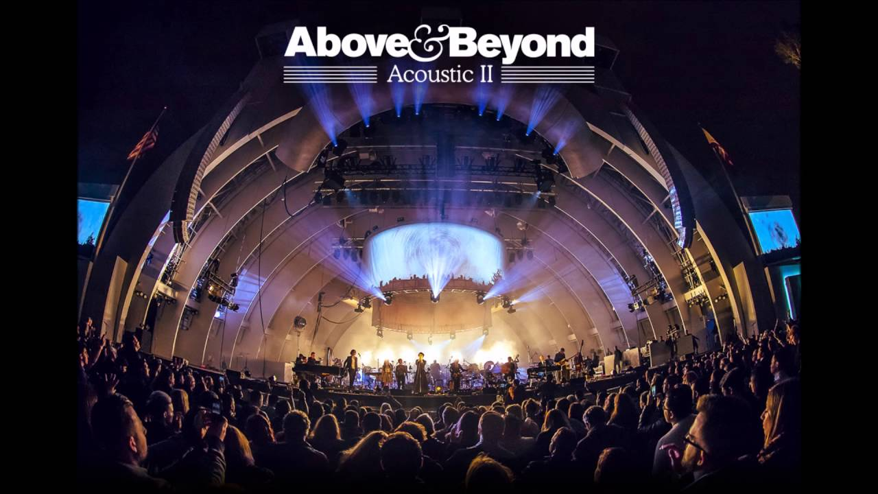 Above & Beyond - Acoustic II (432 Hz) - YouTube