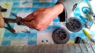 Мини карабин для рыбалки своими руками