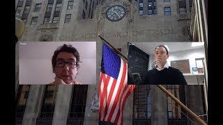 Interview avec Olivier AUBERGER, Trader Français membre à la Bourse de Chicago