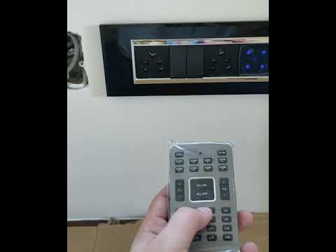 Touch Light Module with Remote