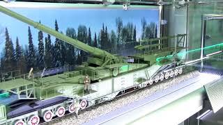 В Ставрополе побывал поезд-музей