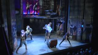 American Idiot The Musical Review   Palace Theatre   Manchester