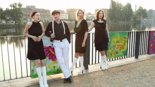 ABBA - The Name Of The Game von Peter and the Wolvettes