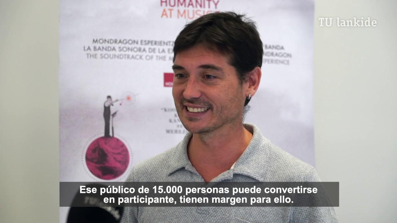 Irailaren 14an Buesa Arenara iritsiko da 'Humanity at Music'