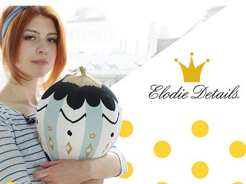 Elodie Details музыкальный мобиль Feather LOVE Large