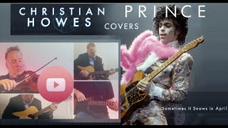 Prince: Sometimes it Snows in April - cover by violinist Christian Howes