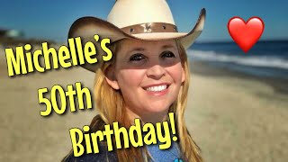 Michelle's 50th Birthday - Video Messages from friends