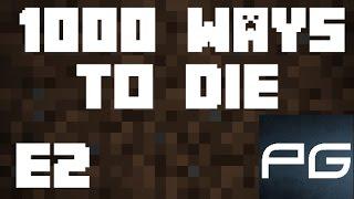 1000 Ways to Die in Minecraft Episode 2