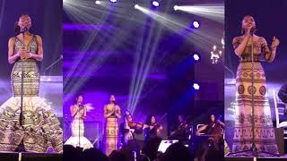 Chloe X Halle Perform 'I Was Here' For Beyoncé | Wearable Art Gala