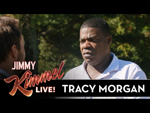 Tracy Morgan on Working After His Accident