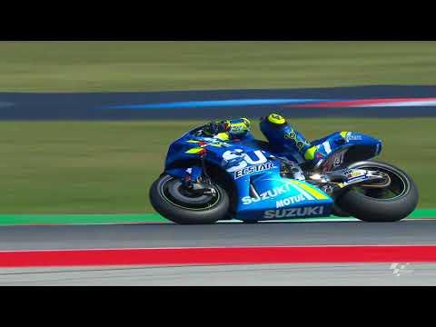 Suzuki in action: 2018 Gran Premio Octo di San Marino e della Riviera di Rimini