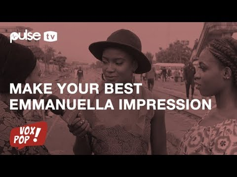 "Download Make Your Best Emmanuela ""Not My Real Face"" Impression 