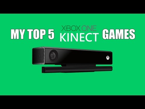 My Top 5 Xbox One Kinect Games