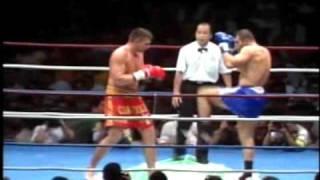 Peter Aerts vs Sam Greco K-1 Revenge