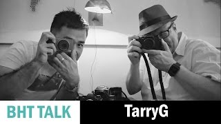 Take Talks Cameras with Tarry G of Revolver Coffee