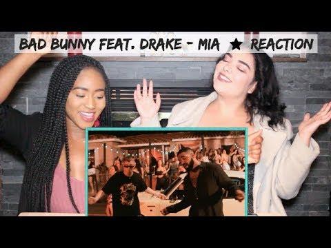 Bad Bunny feat. Drake - Mia (Video Oficial) | REACTION
