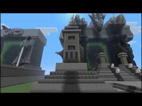 The Dark Portal Minecraft Project