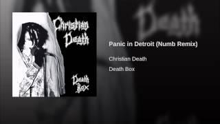 Panic in Detroit (Numb Remix)