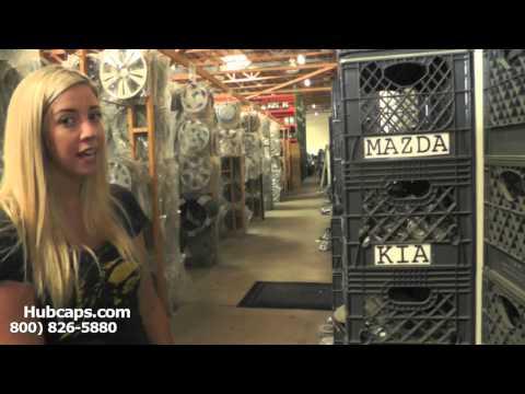 Automotive Videos: Kia Amanti Hub Caps, Center Caps & Wheel Covers
