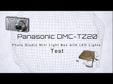 Metal Detecting Finds Photo Box Panasonic dmc tz20 Camera Test