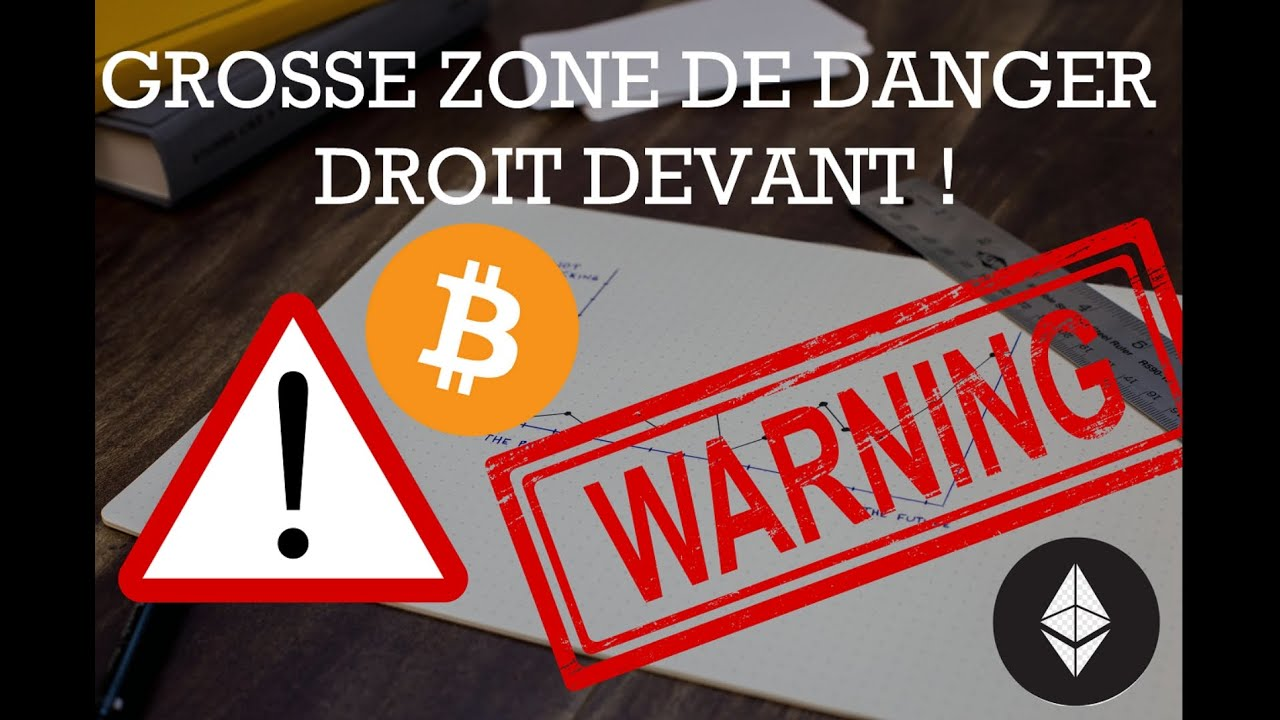 ATTENTION, GROSSE ZONE DE DANGER ! - Hebdo Crypto #22 - Analyse BTC - ETH - BCH