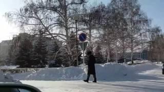 ПРОБКИ, НАГЛОСТЬ - ВТОРОЕ СЧАСТЬЕ?! /ГИГАНТСКАЯ ЁЛКА Скачать в HD