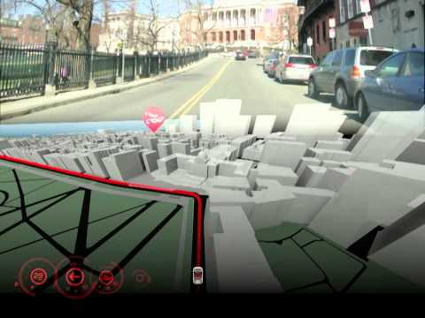 MIT's Navigator Will Dazzle You With Information, Crash Your Car